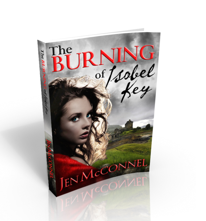 08e6c7c481 The Burning of Isobel Key by Jen McConnel
